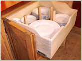 Image of kitchen drawer